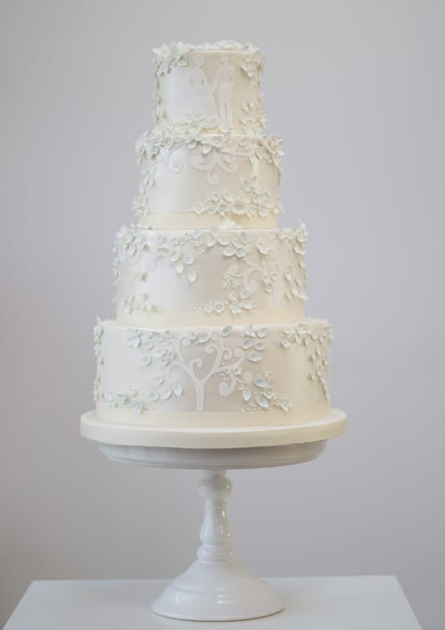 Rosalind Miller Wedding Cakes - Fairytale