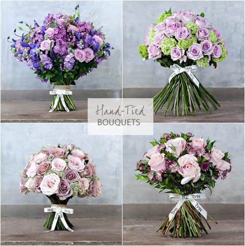 Would you like to learn the essential floristry technique of making a hand-tied bouquet?