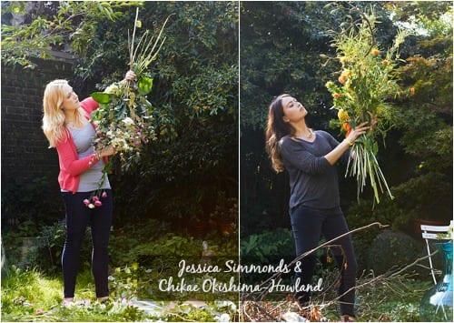 Jessica Simmonds & Chikae Okishima-Howland of Okishima & Simmonds