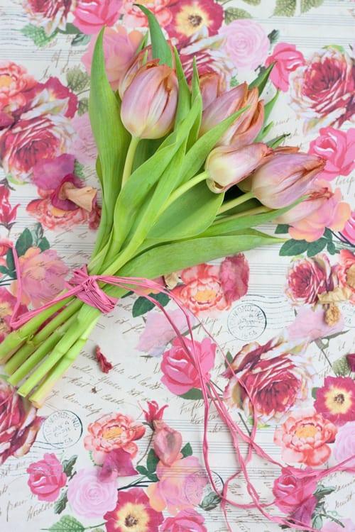 Pink-Tulips-Flowerona