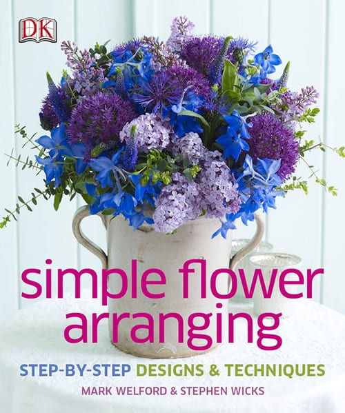 Book review of simple flower arranging by mark welford