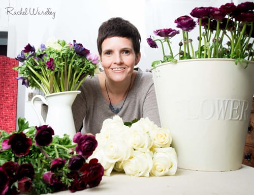 Florist Friday: Interview with Rachel Wardley of the Tallulah Rose Flower School