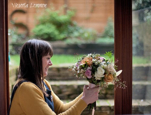 Florist Friday: Interview with Victoria Lemmon of Victoria Flowers