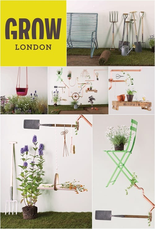 GROW London…A new contemporary garden fair taking place in June