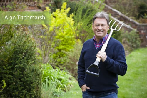 Interview with Alan Titchmarsh…featuring his new gardening range with Waitrose, RHS Chelsea Flower Show garden & new ITV series 'Britain's Best Gardens'