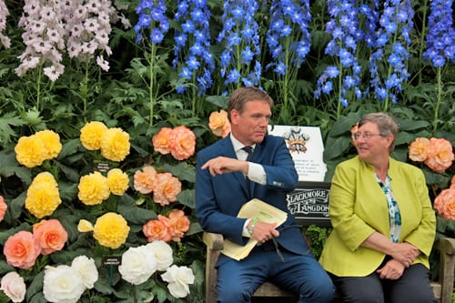 Celebrities-&-Behind-the-Scenes-on-Press-Day-RHS-Chelsea-Flower-Show-2014-Flowerona-Andy-Sturgeon-&-Christine-Walkden