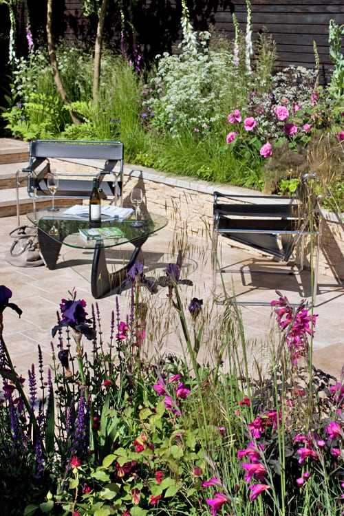 RHS Chelsea Flower Show 2014 – The Cloudy Bay Sensory Garden