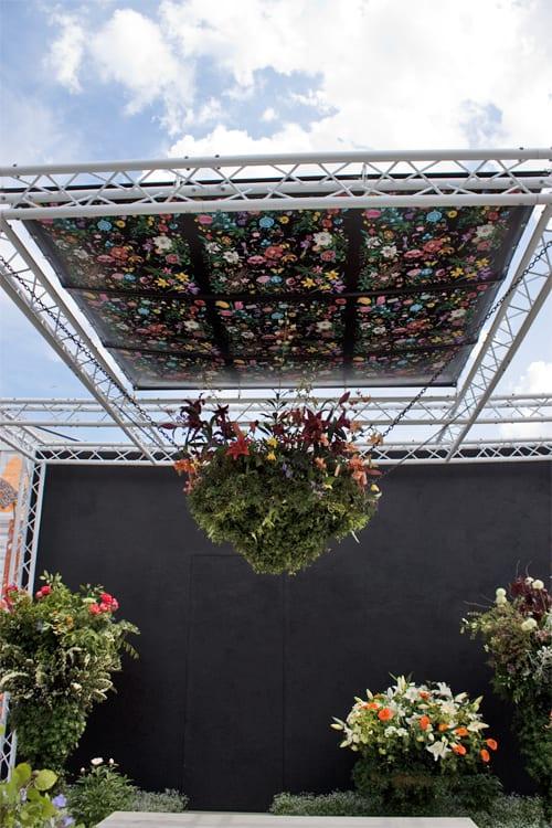 RHS Chelsea Flower Show 2014 – Gucci's Flora Fresh Garden by Sarah Eberle