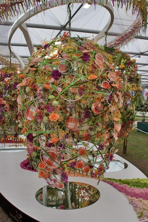 Interflora-Stand-RHS-Chelsea-Flower-Show-2014-Flowerona-1