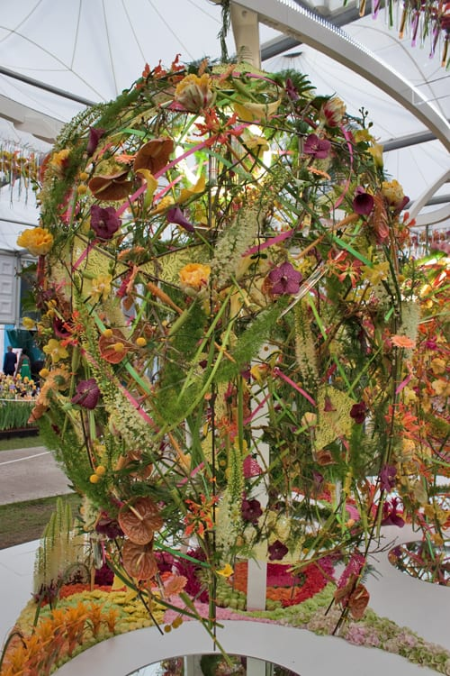 Interflora-Stand-RHS-Chelsea-Flower-Show-2014-Flowerona-4