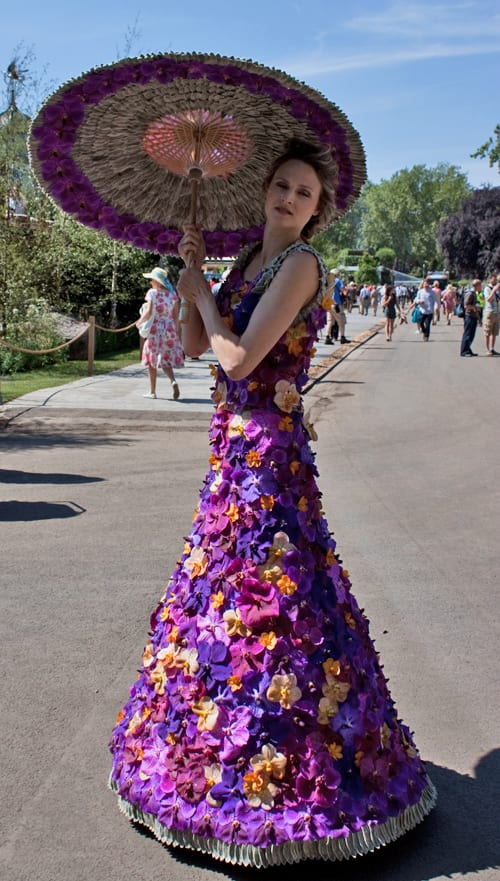 Orchid-Dress-Judith-Blacklock-M&G-Investments-RHS-Chelsea-Flower-Show-2014-Flowerona-2