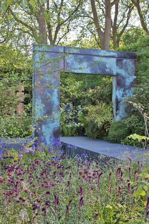 RHS Chelsea Flower Show 2014 – The Brewin Dolphin Garden by Matthew Childs