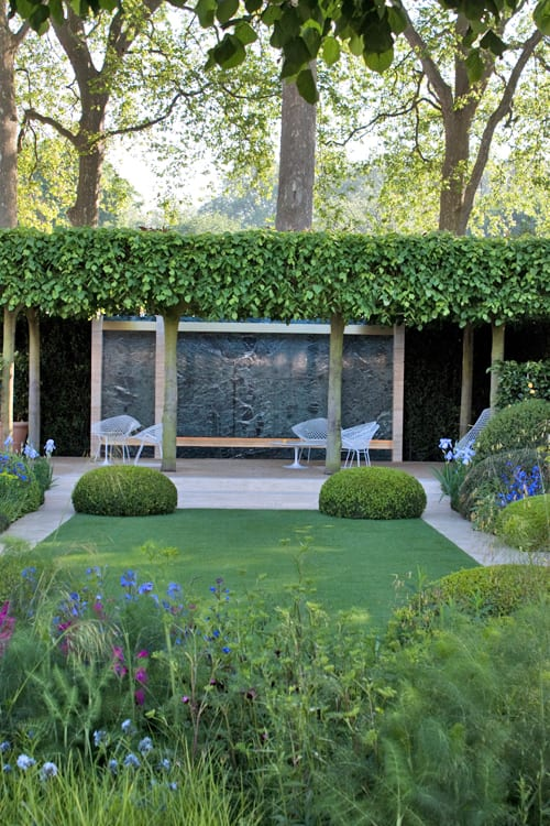 RHS Chelsea Flower Show 2014 – The Telegraph Garden by Tommaso del Buono & Paul Gazerwitz