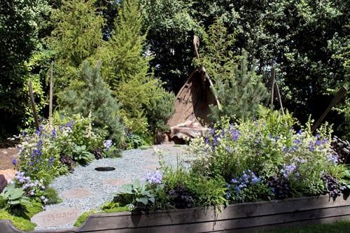 The-Viking-Cruises-Norse-Garden-RHS-Chelsea-Flower-Show-2014-Artisan-Garden-Flowerona-1