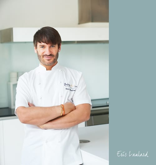 Interview with award-winning master pâtissier & international baking star, Eric Lanlard
