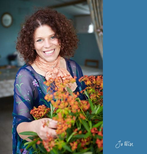 Florist Friday: Interview with Jo Wise of Floral Circus