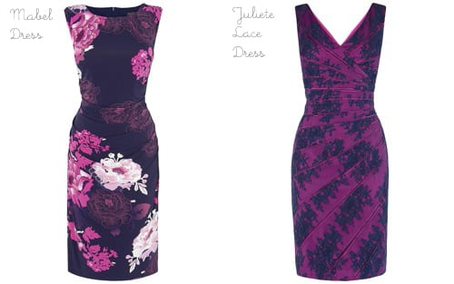 Beautiful floral inspired dresses by Phase Eight – Perfect for a Day at the Races