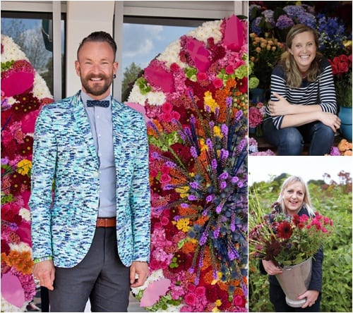 How to find your unique floral style : A guest post by Fiona Humberstone