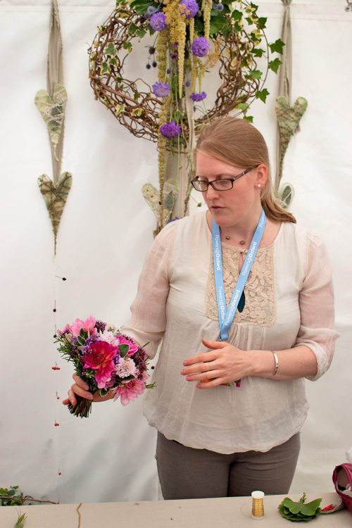 Claire-Cowling-Thrive-Floristry-Flowers-at-Oxford-2014-Flowerona-11