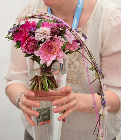 Claire-Cowling-Thrive-Floristry-Flowers-at-Oxford-2014-Flowerona-5