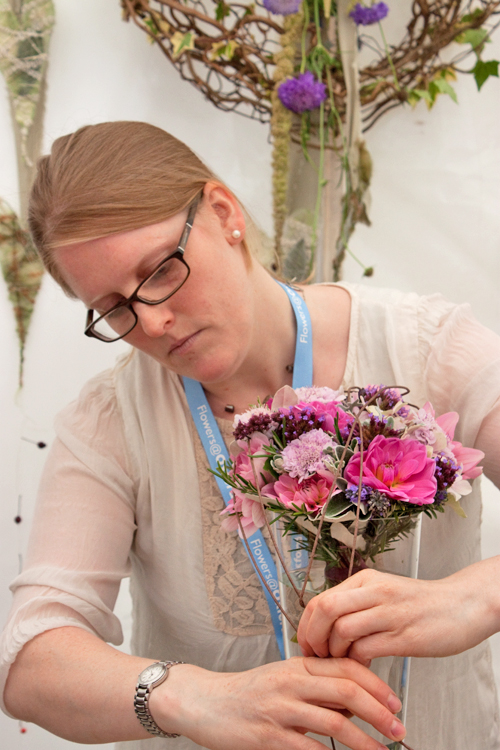 Claire-Cowling-Thrive-Floristry-Flowers-at-Oxford-2014-Flowerona-8a