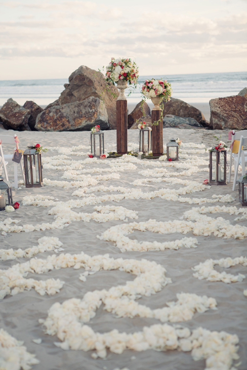 Wedding Wednesday: 3 ways to decorate your aisle