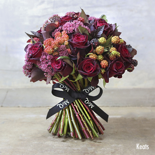 Beautiful New Autumnal Collection Of Bouquets From