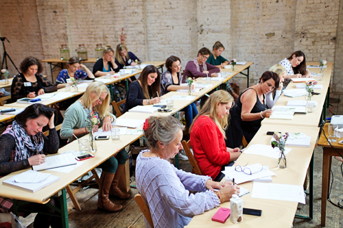 Social Media for Florists Workshop – London, 1st October 2014