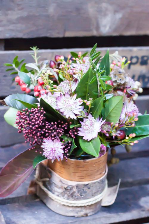 Bloomsbury Flowers Ham Yard Village Flowerona-3