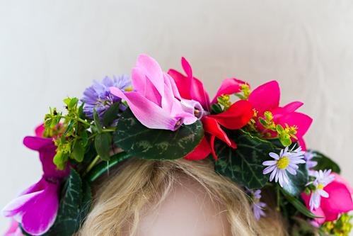 Flowerona Ann Briggs Cyclamen-13