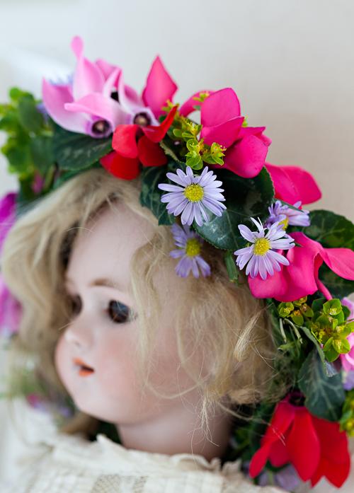 Flowerona Ann Briggs Cyclamen-14