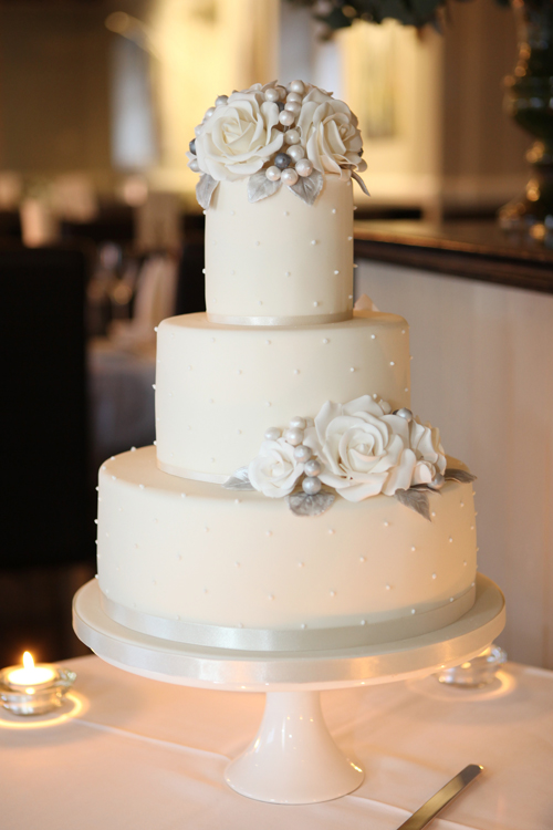Wedding Wednesday: Interview with wedding cake designer Emma Drew of Cake Maison
