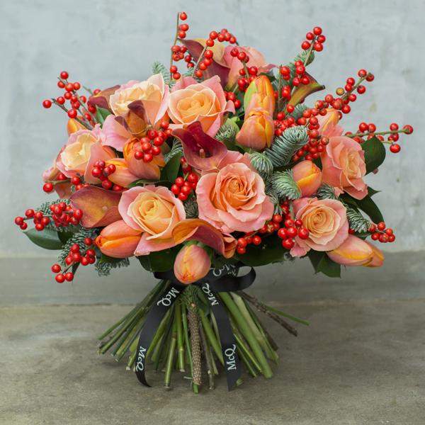 Christmas-Bouquet-McQueens-Flowerona-1