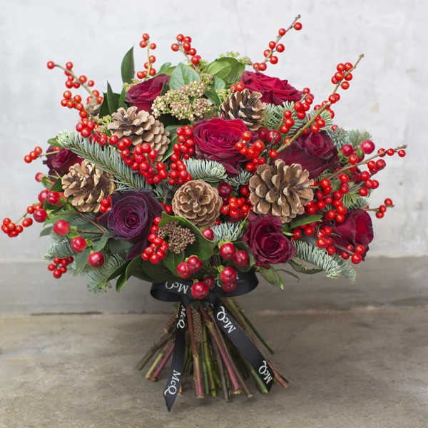 Beautiful New Christmas Collection Of Bouquets From