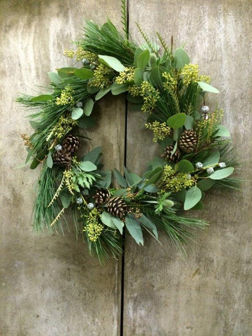 LOU-LOU-xmas-wreath-with-fir-cones-and-spruce-www.blueskyflowers.co.uk-2