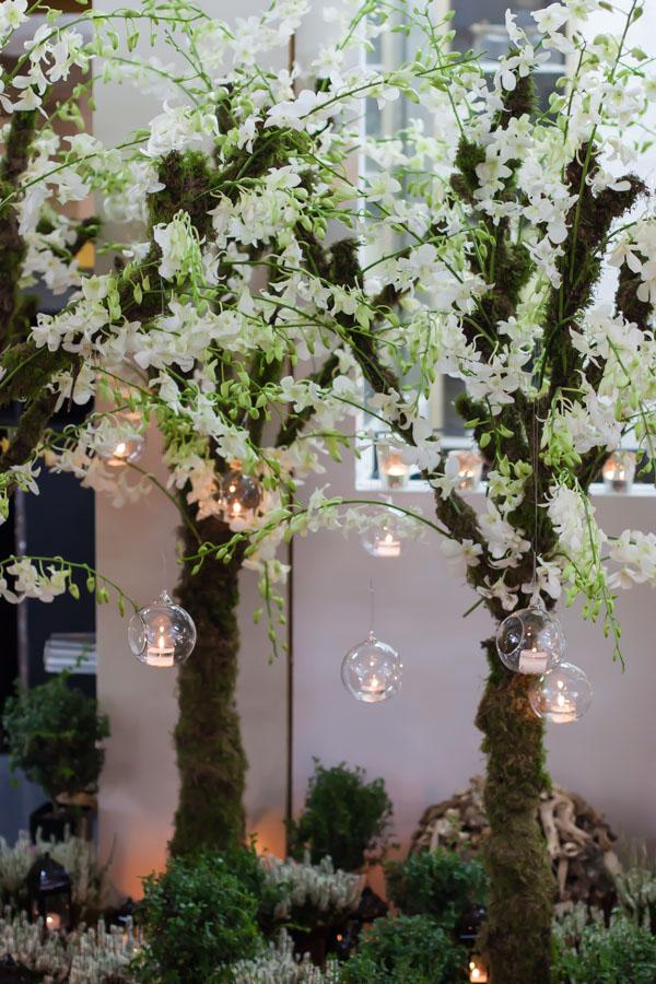 Mary Jane Vaughan Festive Open House 2014 Flowerona-46
