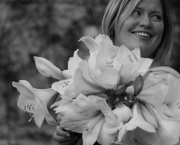 Florist Friday : Interview with Amber Redman of Amber Persia  | Flowers & Events