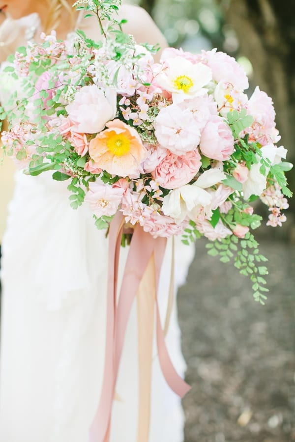 Wedding Wednesday On Trend Bridal Bouquets With