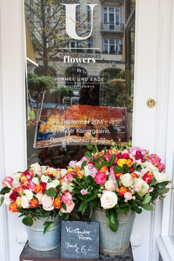 flowers hamburg flower inspiration. Black Bedroom Furniture Sets. Home Design Ideas