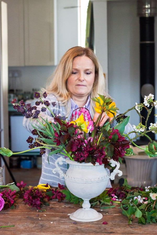 Sabine Darrall G Lily Flower School-Flowerona_6