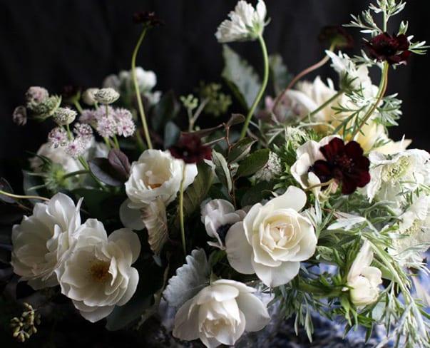 Flowerona Links: With buttonholes, iced flowers & a farmer…
