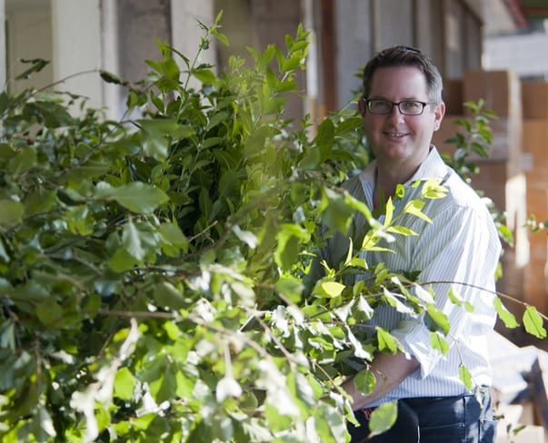 Florist Friday : Interview with Neil Birks of NB Flowers