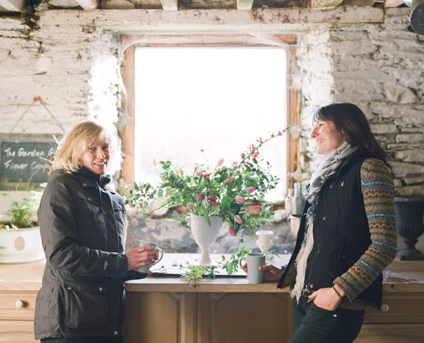 Behind the scenes at The Garden Gate Flower Company