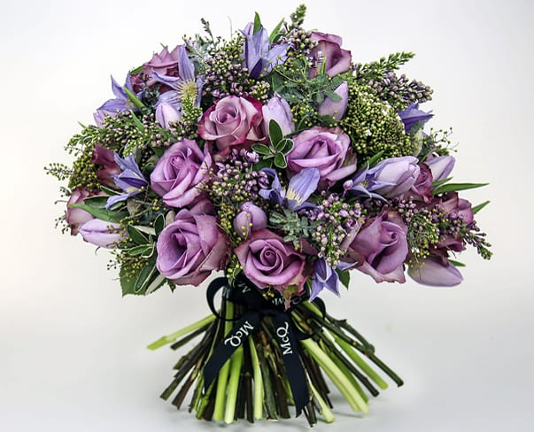 Beautiful Valentine's Day bouquets by McQueens