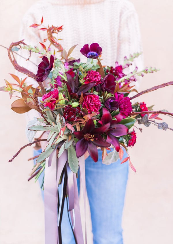 field-to-vase-Local Color Flowers bouquet Stacy Bauer Photography
