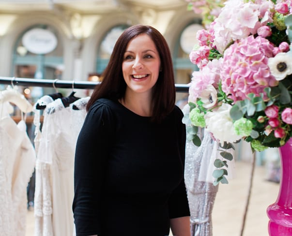 Florist Friday : Interview with Sarah Richardson of Leafy Couture