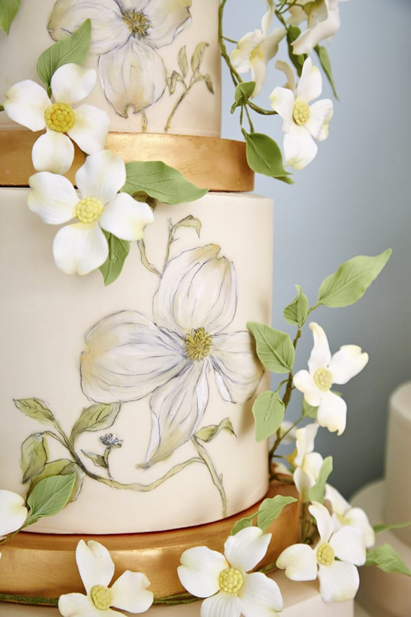 Wedding Wednesday The Botanical Collection By Rosalind