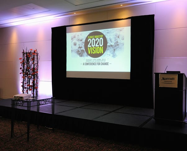 British Florist Association 2020 Vision Conference