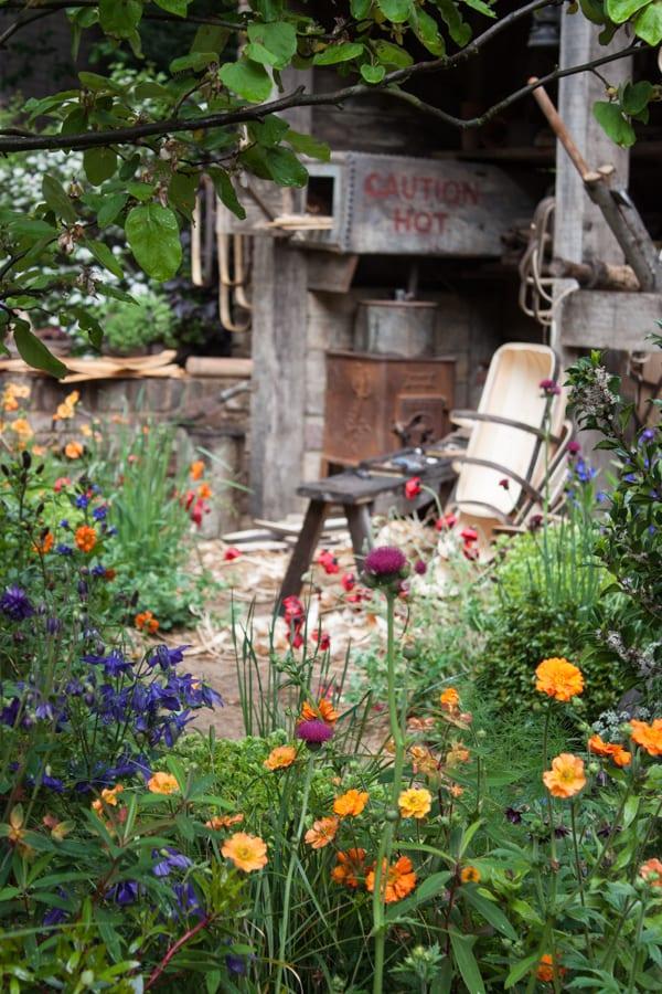 Artisan Garden RHS Chelsea Flower Show 2015 Flowerona-44