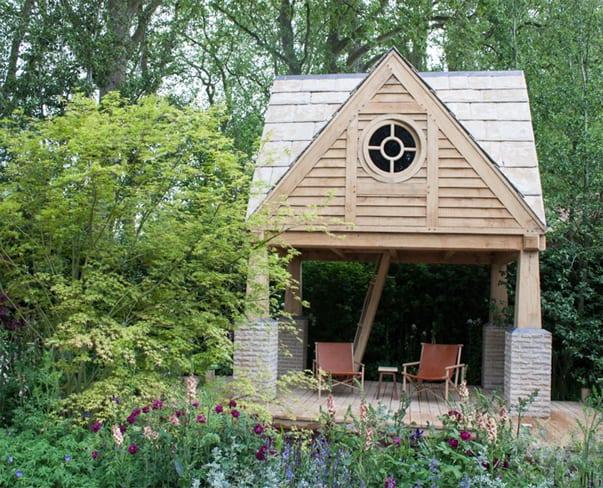 RHS Chelsea Flower Show 2015 – The M&G Garden